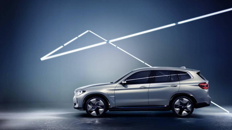 El BMW iX3 será un éxito en ventas, y antes de lo que pensamos