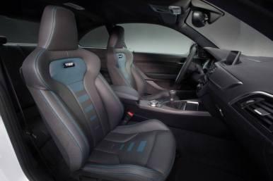BMW M2 Competition: 410 CV para la nueva bestia bávara
