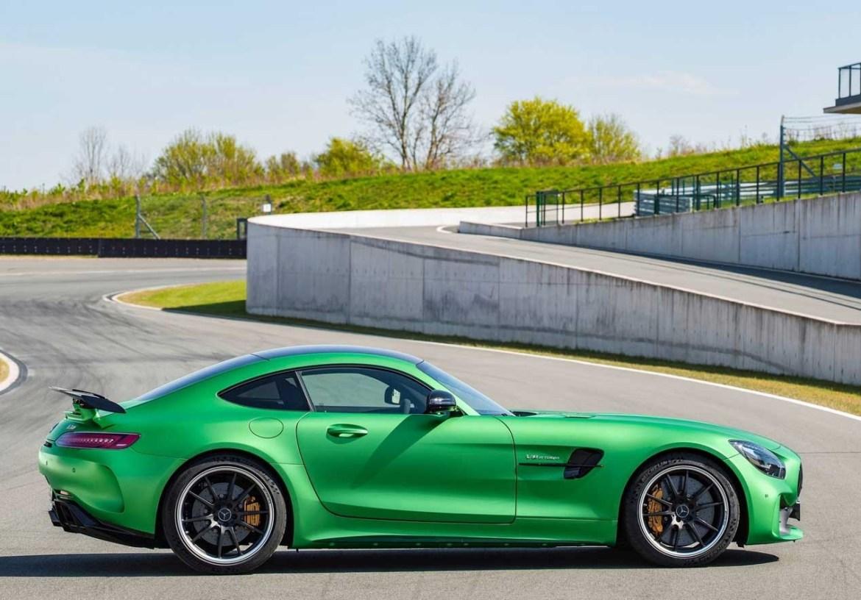 Más potencia para el Mercedes AMG GT: lo que está por venir