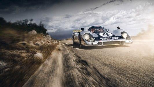 Este Porsche 917K está homologado para circular por la calle