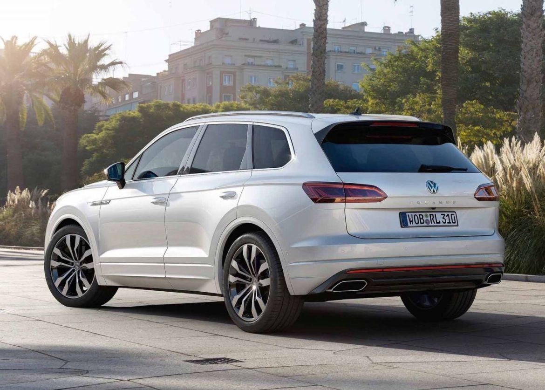 Estos son los precios del nuevo Volkswagen Touareg 2019