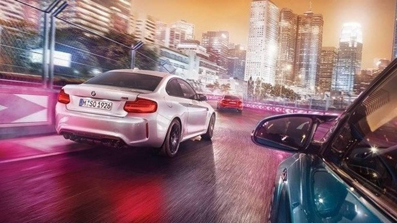 Filtrado: BMW M2 Competition, primeras imágenes oficiales