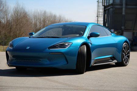 Isdera Commendatore GT: Deportivo eléctrico del que sólo se fabricarán dos unidades