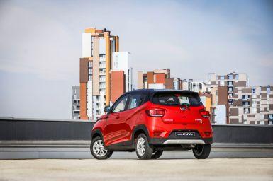 Mahindra KUV100: La competencia del Dacia Duster arranca en 10.441 euros
