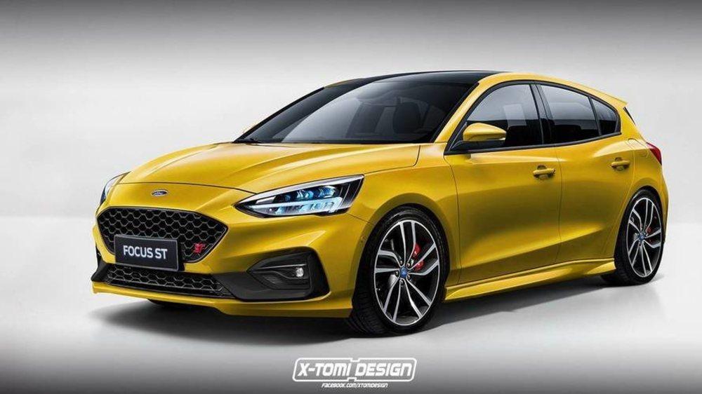 Los nuevos Ford Focus ST y RS te dejarán sin palabras