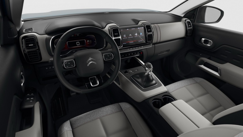 Citroën C5 Aircross: Un SUV compacto que busca el confort