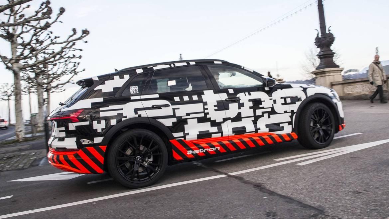 Audi E-Tron: las cifras y prestaciones con las que llegará al mercado