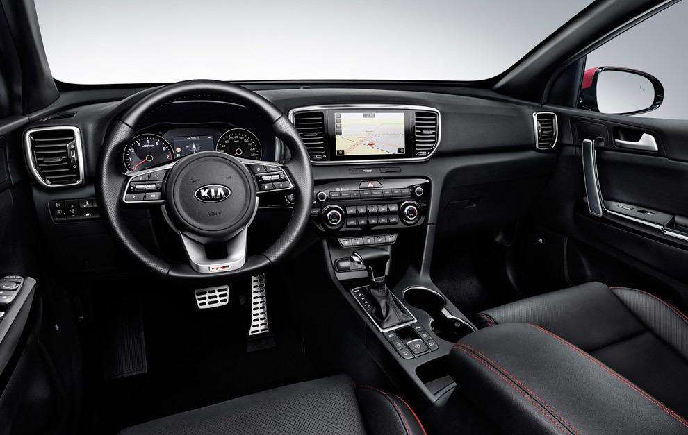 El Kia Sportage 2018 estrena un motor diésel con hibridación ligera