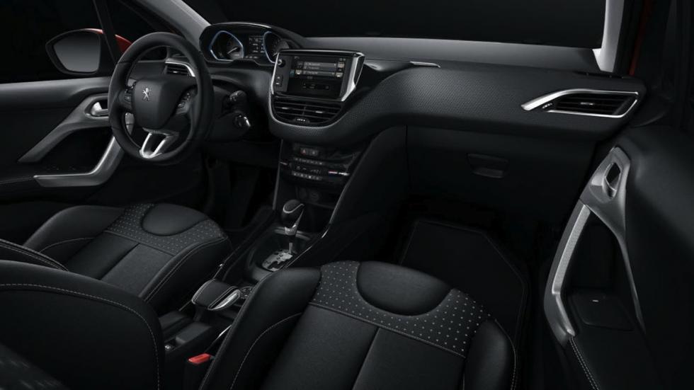 El Peugeot 2008 ya cuenta con el 1.5 BlueHDI de 100 CV