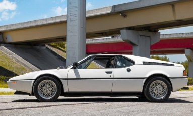 Sale a la venta un BMW M1 con poco más de 12.000 kilómetros