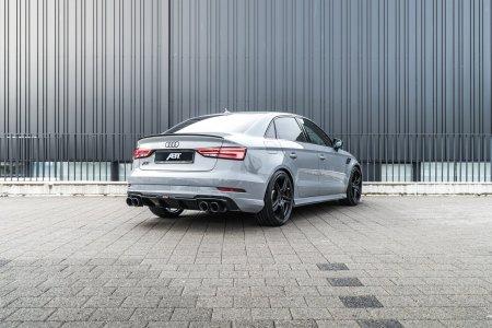 ABT Audi RS3 Sedán: 500 CV sacados del bloque 2.5 TFSI y una estética única