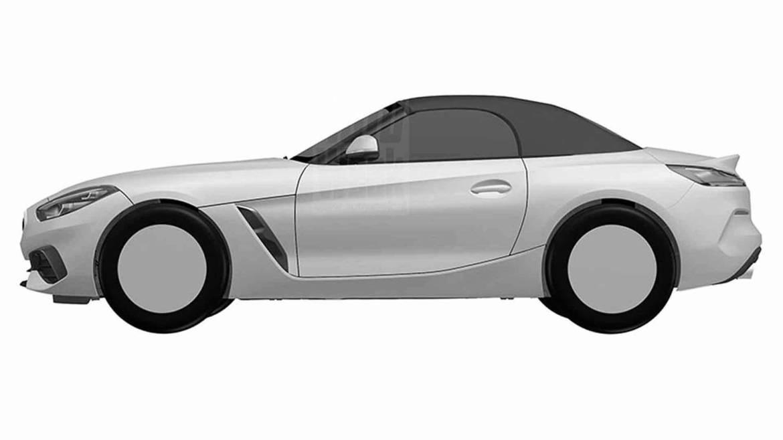 Así es el nuevo BMW Z4: ¡filtrado al desnudo!