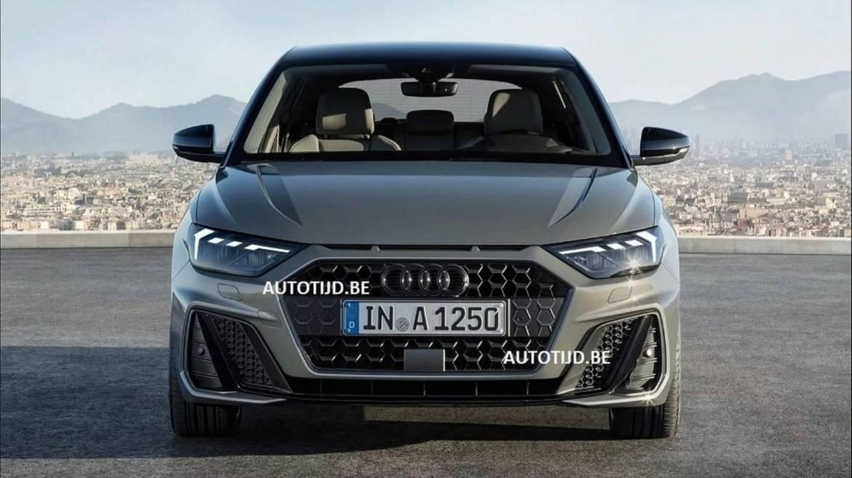 ¡Filtrado! Nuevo Audi A1 Sportback, al desnudo