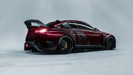 Mamba GT3 Street: ¿El BMW M4 más brutal hasta la fecha?
