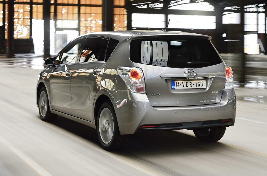 Toyota suprime el Verso: El Prius+ pasa a ocupar su puesto