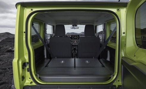 Así es el Suzuki Jimny 2019 para Europa: Con motor de 1.5 litros