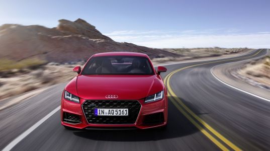 Audi TT 2019: Pequeños cambios estéticos para celebrar sus 20 años