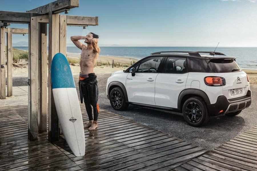 Citroën C3 Aircross Rip Curl: La opción más veraniega de la gama