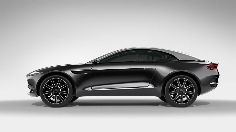 Más información del Aston Martin Varekai: motorizaciones, fecha... y potencias
