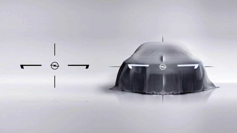 Opel adelantará el diseño de sus nuevos modelos con prototipo... y algo más