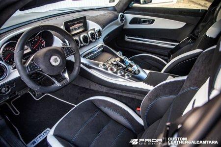 Prior Design vuelve con un espectacular Mercedes-AMG GT S
