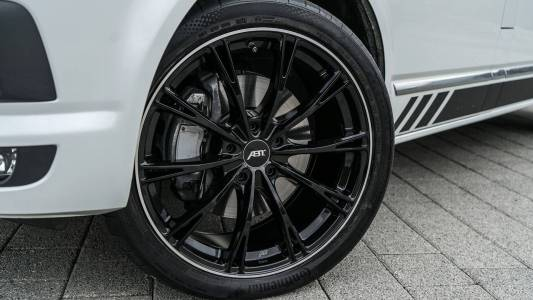 Volkswagen T6 ABT: Con 240 CV, no podrás decir que es aburrida...