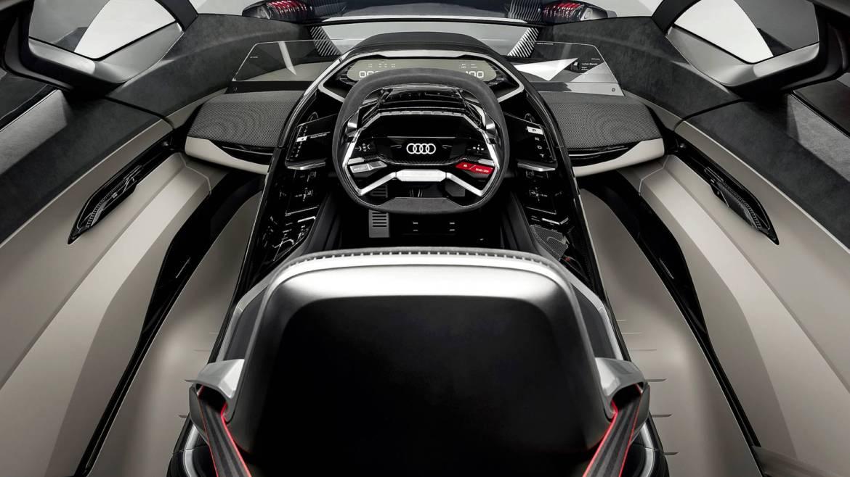Audi PB18 e-tron: un adelanto del futuro que no te puedes perder