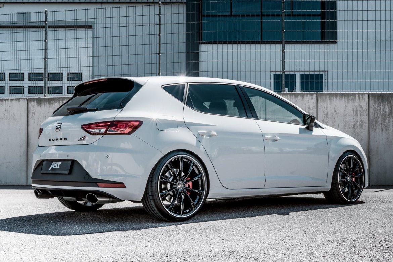 El SEAT León Cupra de ABT alcanza los 370 CV: Una opción más seria