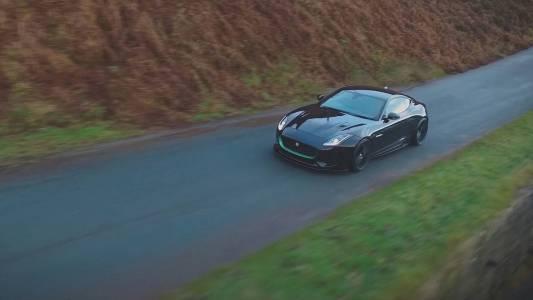 Lister LFT-666: Un Jaguar F-Type que va más allá
