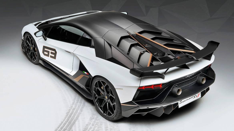 Oficial: Lamborghini Aventador SVJ, extraordinario y radical