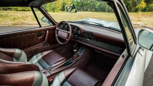 ¿Quieres un Porsche 959 Komfort? Hazte con uno accidentado en subasta
