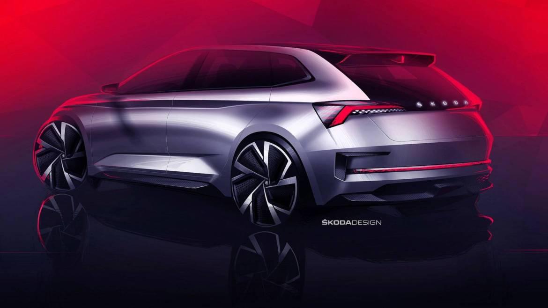 Skoda Vision RS: La antesala del compacto deportivo checo
