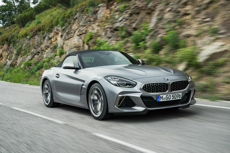 Arranca la producción del nuevo BMW Z4