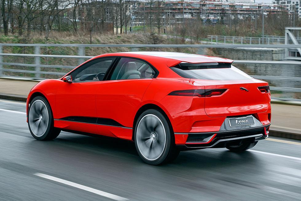 El Jaguar I-Pace no llega: ¿qué pasa con la producción de los eléctricos?