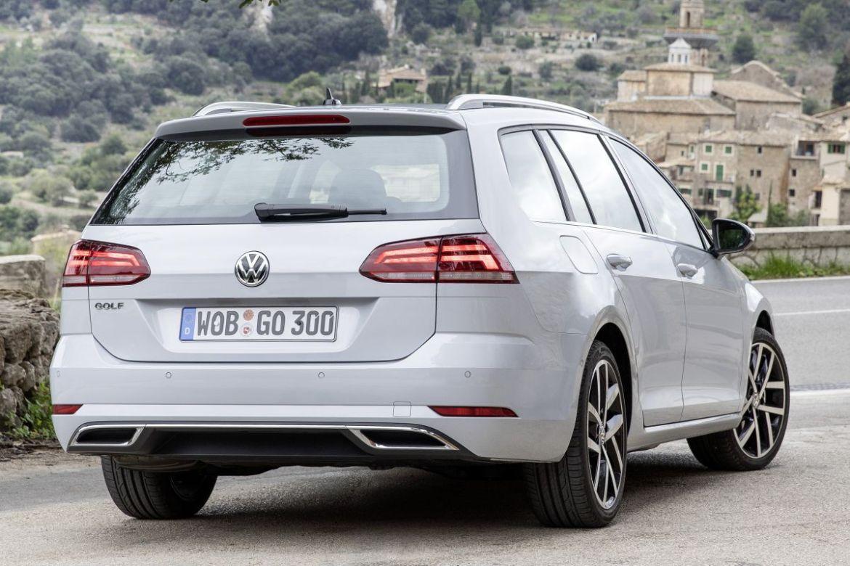 El Volkswagen Golf Variant estaría en la cuerda floja: No tendría continuidad