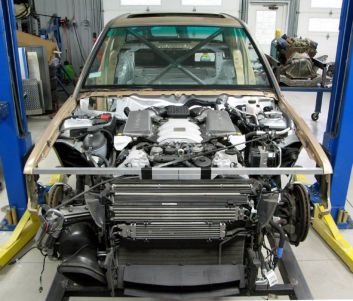 Este Mercedes-Benz 190E 2.5-16 esconde una gran sorpresa