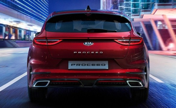 Kia ProCeed 2019: Una alternativa Shooting Brake al Ceed