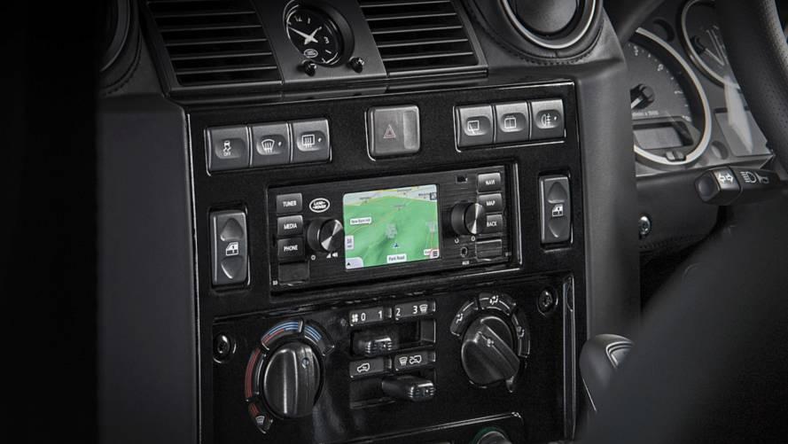 Renueva tu Jaguar Land Rover clásico con un sistema de infoentretenimiento