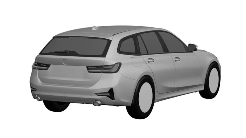 Filtrado: nuevo BMW Serie 3 Touring, al descubierto