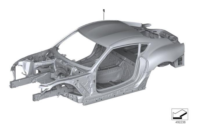 Llega el catálogo de piezas del Toyota Supra: ¡ya conocemos las motorizaciones!