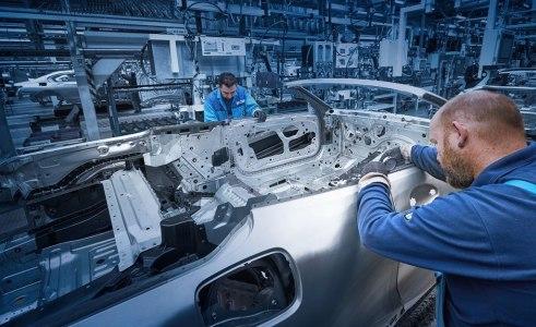 Arranca la producción del BMW Serie 8 Cabrio en Dingolfing (Alemania)