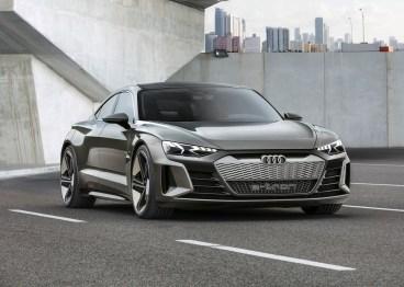 Audi e-tron GT Concept: Así es la antesala del brutal Gran Turismo 100% eléctrico