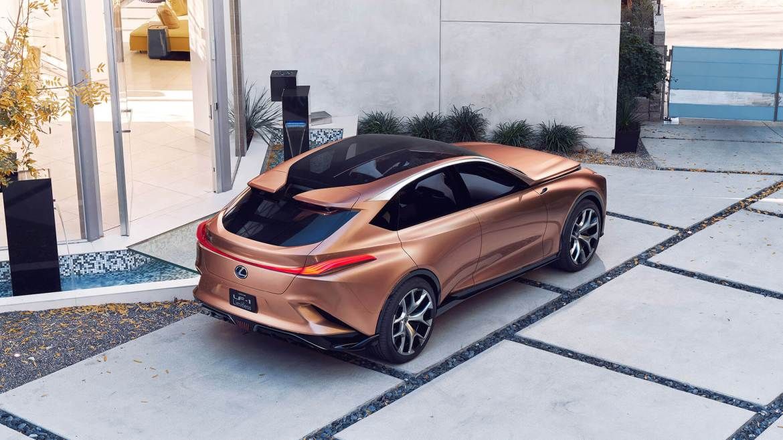 El Lexus LF-1 competirá con el Lamborghini Urus, ¡todos los detalles!