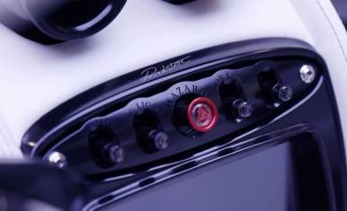 La primera unidad fabricada del Pagani Huayra Roadster busca dueño. ¿Quieres ser tú?