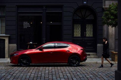 Mazda 3 2019: Con más tecnología que nunca y un motor híbrido