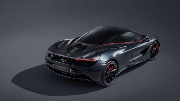 Un guiño al F1 GTR, así es el McLaren MSO 720S Stealth Theme