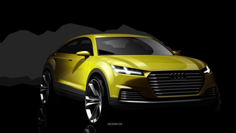 Audi Q3 Sportback: primeros datos del TT off-road