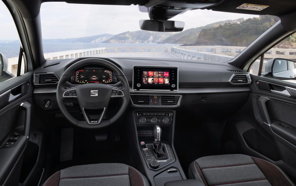 SEAT Tarraco: Ya conocemos los precios del SUV de siete plazas