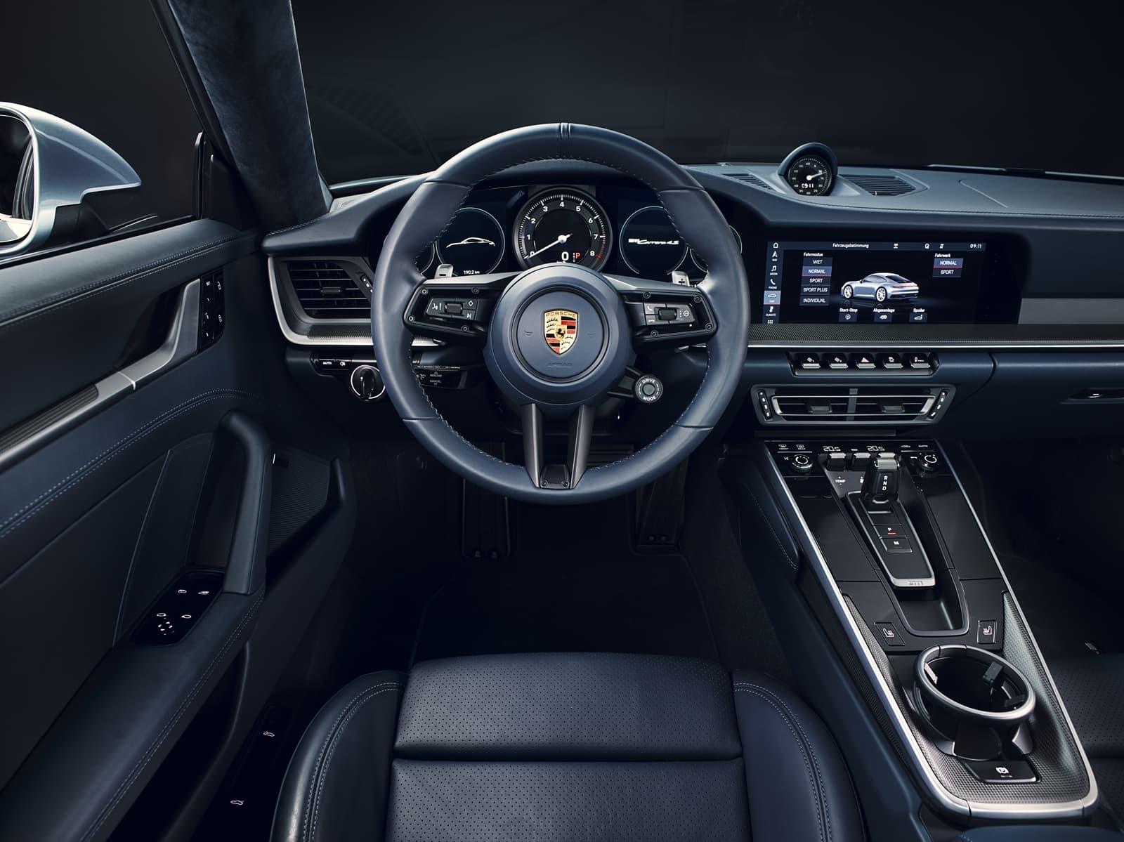 Juzga tú mismo cuánto ha cambiado el Porsche 911 2019 — Comparación visual