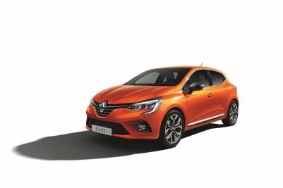Renault Clio 2019: La quinta generación ya es oficial